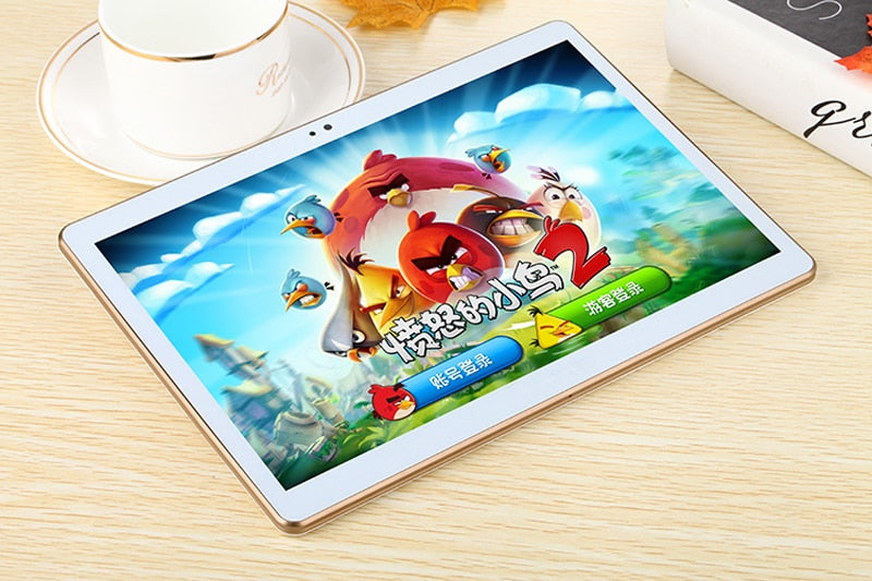 10 inch Tablets PC Octa Core 4GB RAM 32GB ROM 3G 4G LTE FDD FM OTG Bluetooth WIFI Dual camera Multi Touch 1280*800 IPS Phablet - upcube