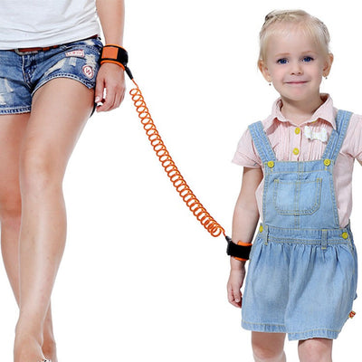 1Pc Baby Kids Safety Harness Toddler Child Leash Anti Lost Wrist Link Infant Traction Rope Free shipping  UpCube- upcube