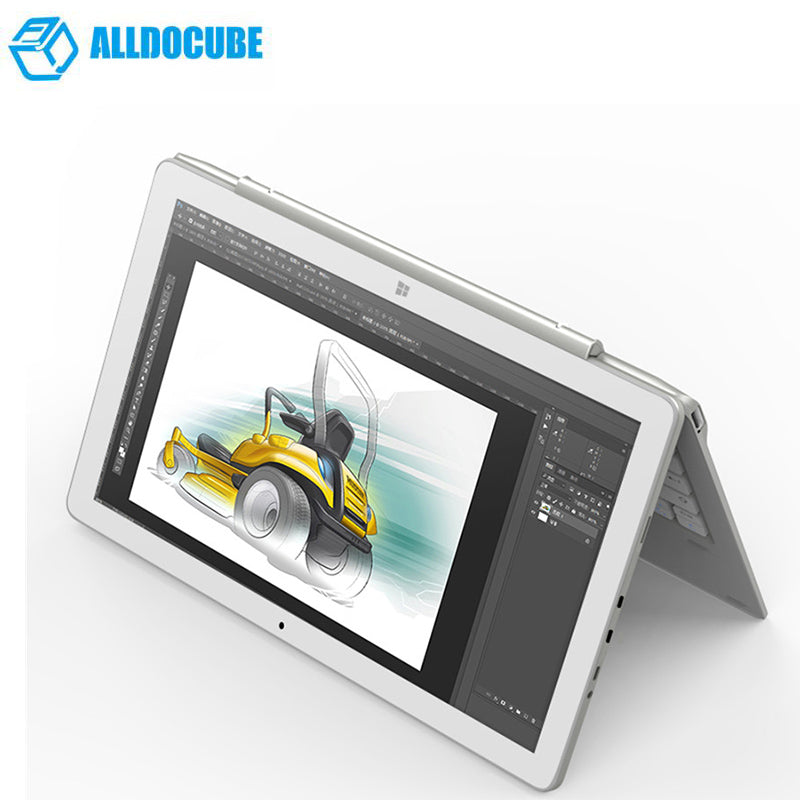 Alldocube Cube iWork10 Pro 2in1 10.1 Inch 1920*1200 Windows10+Android5.1 Dual Boot Quad Core 4GB RAM 64GB Rom tablet pc