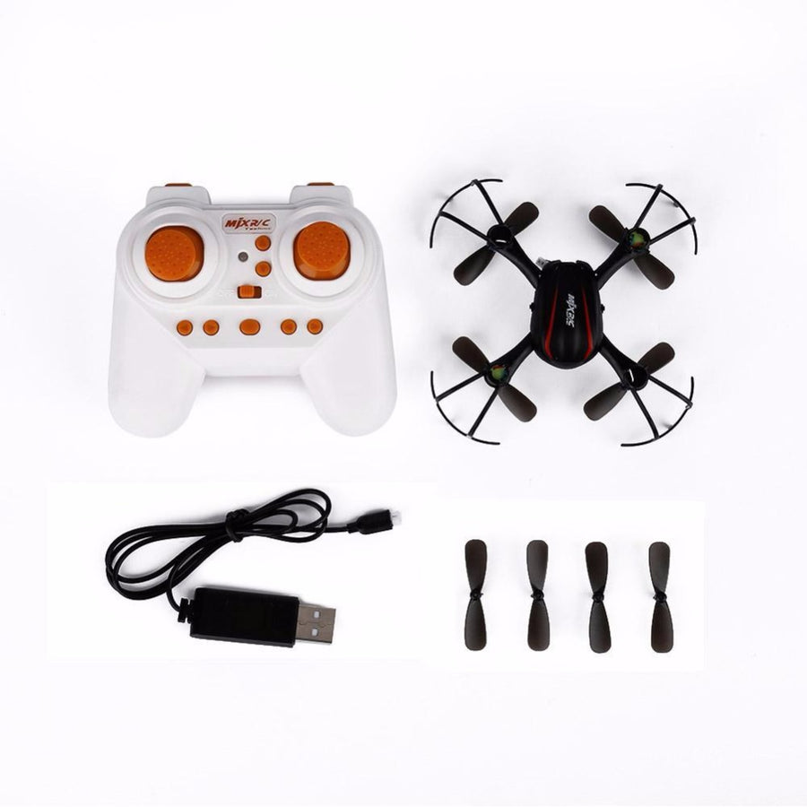 MJX X902 2.4GHz 6 Axle Gyro 3D Roll Spider Shape RC Quadcopter Helicopter New