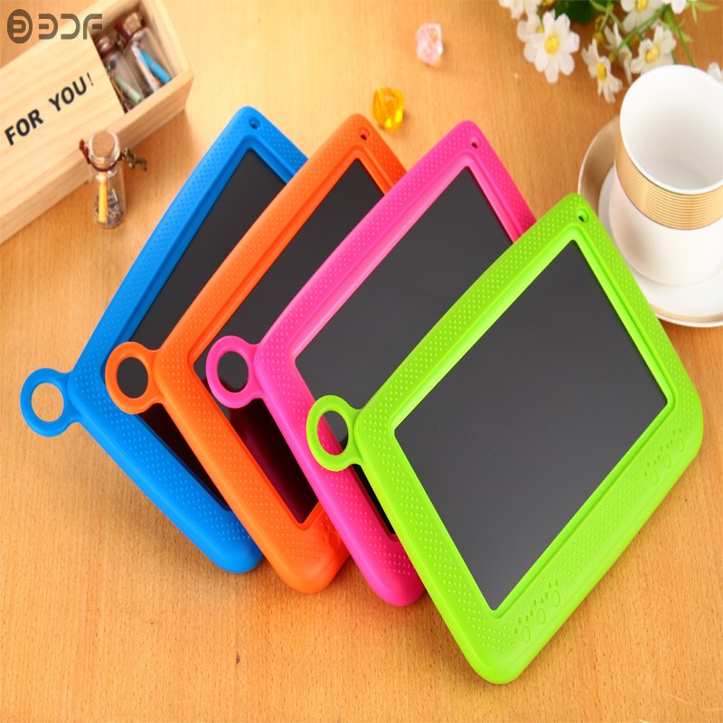 New one 7 inch Nice kids Tablet pc Android 4.4 more color Quad Core  Installed Best gifts for Children 7 inch Tablets Pc 8GB tab
