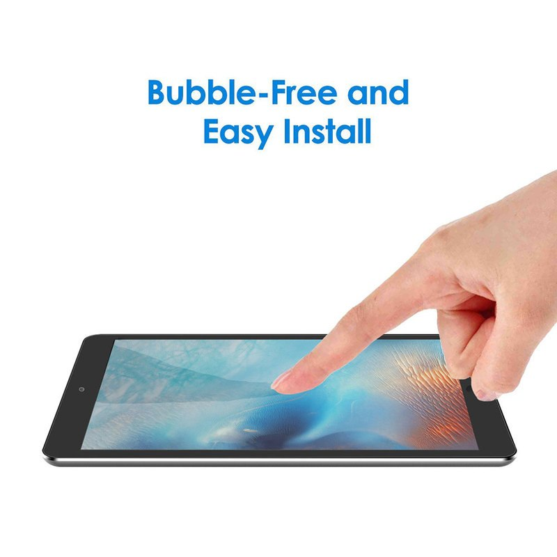 Tempered Glass Screen Protector Tablet Case for Apple IPad 9.7 Inch 2018 9.7inch 2017 Full Cover for I Pad Glass Smart Cases