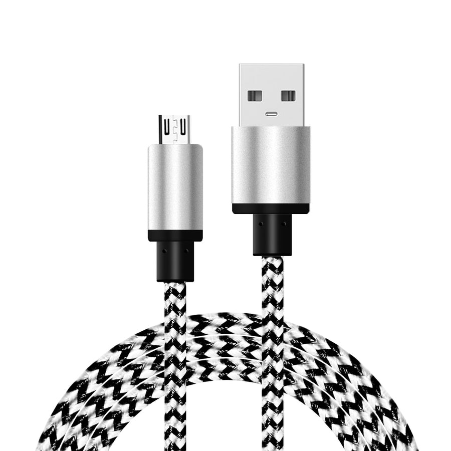 Micro USB Charger Cable Data Cable Mobile Phone Charging Cable for Samsung for Xiaomi for Huawei Android Tablet Cable