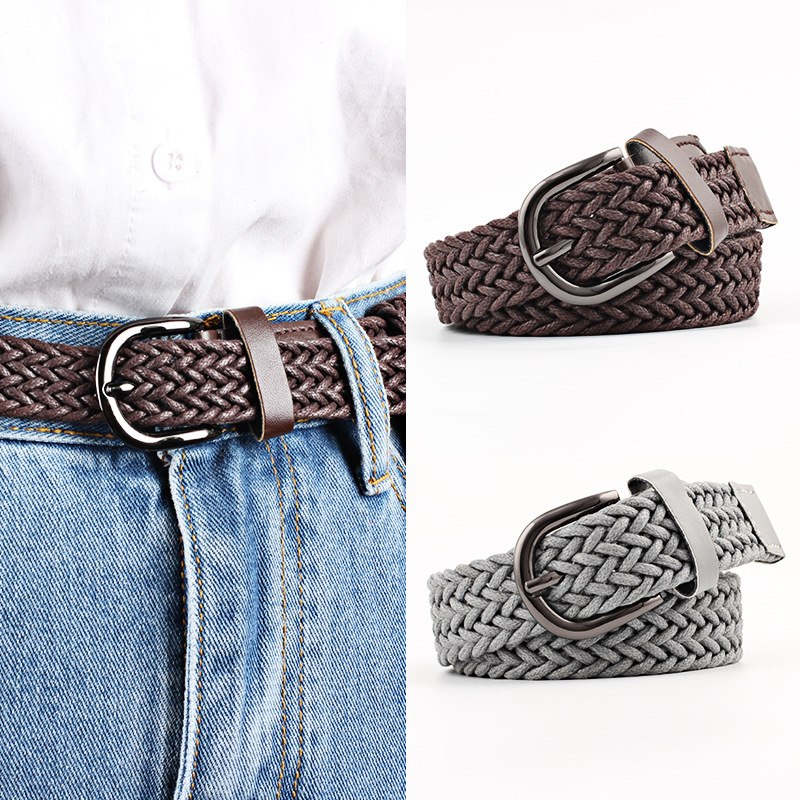 Apparel Accessories Retro Braided Tassel Long Waist Belts Women Harajuku Hand-knit Belt Strap Ladies Girls Weave Belt For Dress Decoration Waistband Pure And Mild Flavor