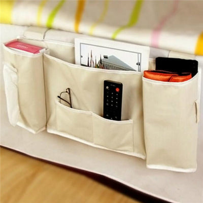 1Pcs New Convenience Sofa Hanging Bag Organizer Bedside Deskside Storage Bags  UpCube- upcube