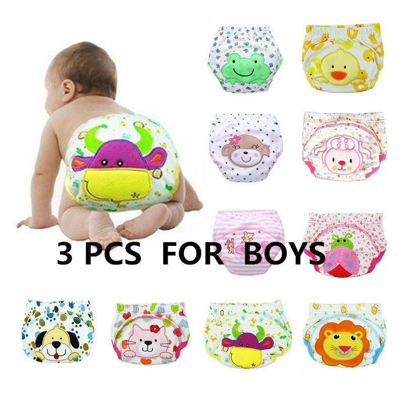 lowest price free shipping baby cloth diaper bolsas infant bag learning pants,baby training briefs