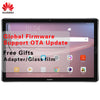 "Global Firmware Huawei Mediapad M5 10.8""Android 8.0 Kirin960s Octa Core Tablet 4GB RAM 32G/64G/128G ROM 2K 2560x1600 Fingerprint"
