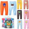 5/3/1Pcs/lot Newborn Baby Pants Spring Baby Girl Clothes Cartoon Infant Trousers Autumn Baby Boy Clothing Random Kids Clothes