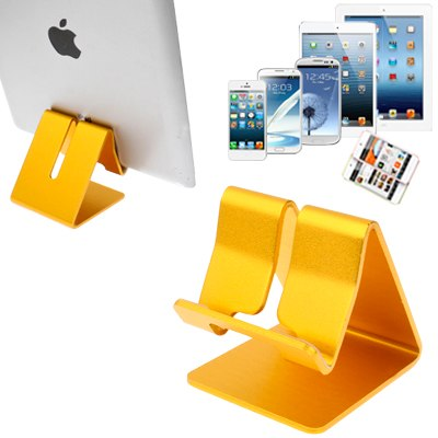 HAWEEL Aluminum Stand Desktop Holder For iPad, iPhone, Galaxy, Huawei, Xiaomi, HTC, Sony, and other Mobile Phones or Tablets
