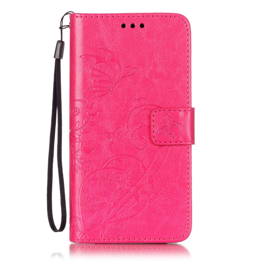 Embossing PU Leather Phone Cases For HUAWEI P8 Lite 2015 Wallet Book Flip Covers For Huawei P8Lite ALE-L21 Cases Stand Magnetic