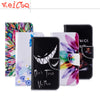 Book Flip PU Leather Cases For SAMSUNG Galaxy J4Prime Movie Stand Wallet Covers Cases For SAMSUNG J4 Prime 2018 TPU Full Housing