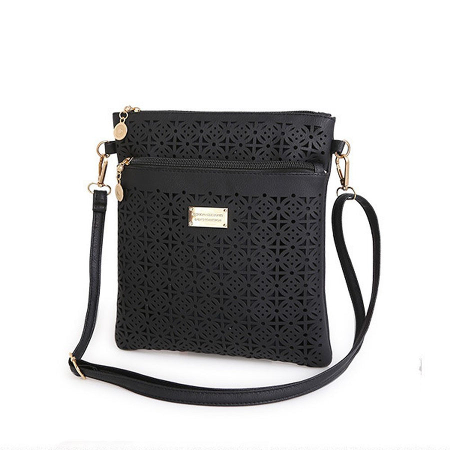 Women's Hollow Handbag Small  Shoulder Bags Tote Purse Messenger Hobo Satchel Cross Body Bag Hot #40