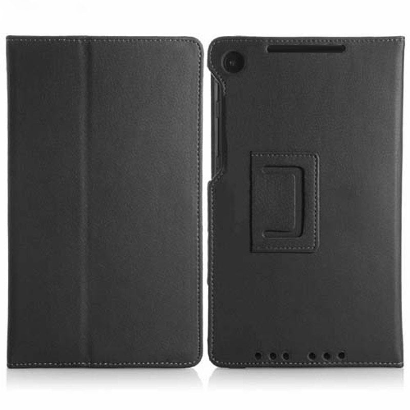 VBNM 7 Inch Lichee Folio PU Leather Stand Case Cover For ASUS Google Nexus 7 Ii 2nd 2 Gen 2013 FHD Flip Protective Tablet  Cases
