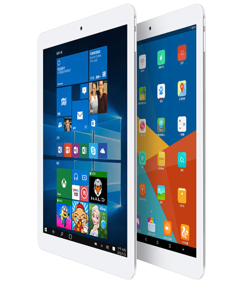 "Original Teclast X98 Plus II 9.7"" IPS Retina 2048*1536 Dual Boot Quad Core Tablet Windows 10 Home + Android 5.1 Dual OS 4GB 64GB"