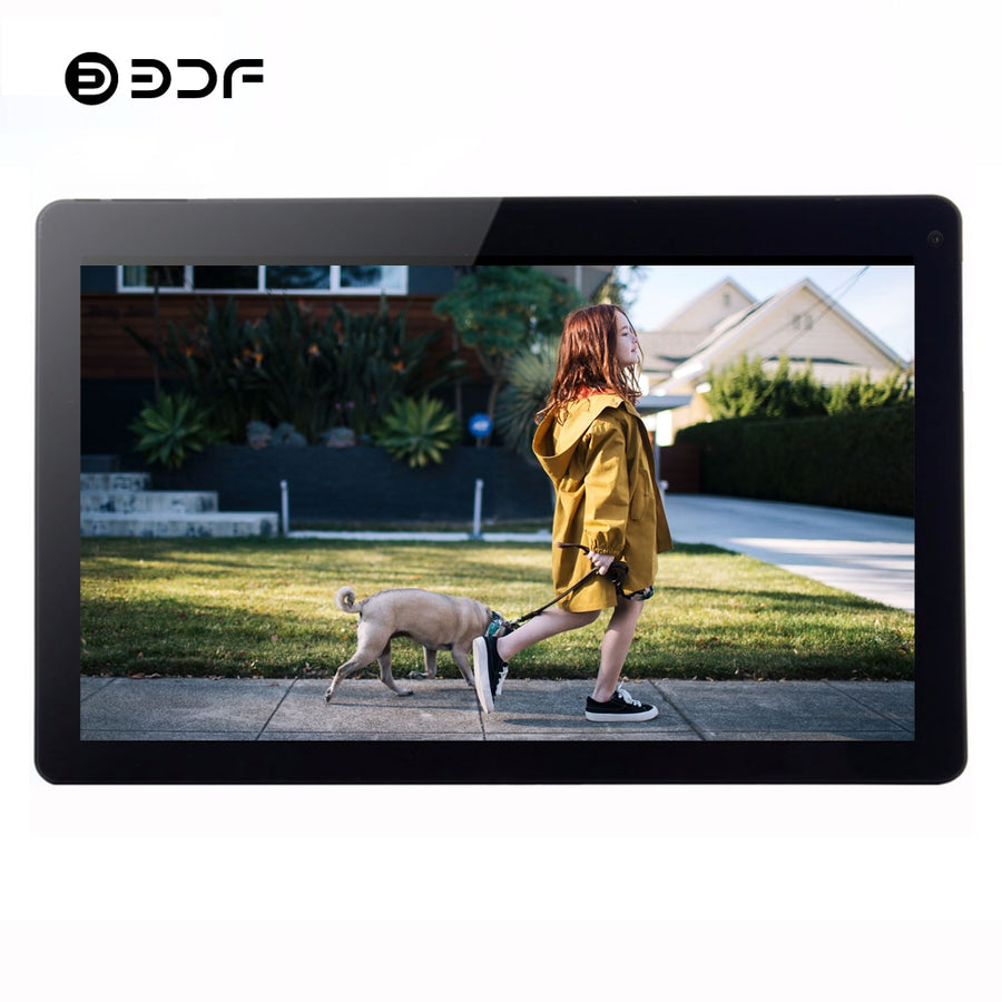 BDF 2018 New 10 Inch Android 5.1 Tablet Pc 1GB RAM 8GB ROM Quad Core 1024*600 LCD Support Bluetooth 8 9 10 WiFi Mobile Phone Tab