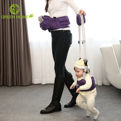 0-36 Months Green Home multifunctional belt Back Carry baby suspenders sling Front Facing baby Backpacks and Carriers - upcube