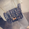 Flowers Style Women's New Fashion Lady Hight Quality Chain Shoulder Cross Body Bag Handbag 88  WML99