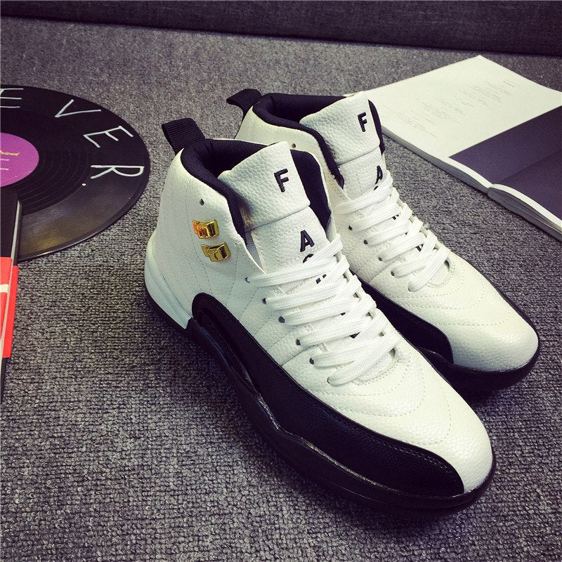 2018 Men's New Basketball Shoes Air Ultra High Top Cushion Boots Breathable Boots Athletic All-Star Max Jame Sneakers Outdoor