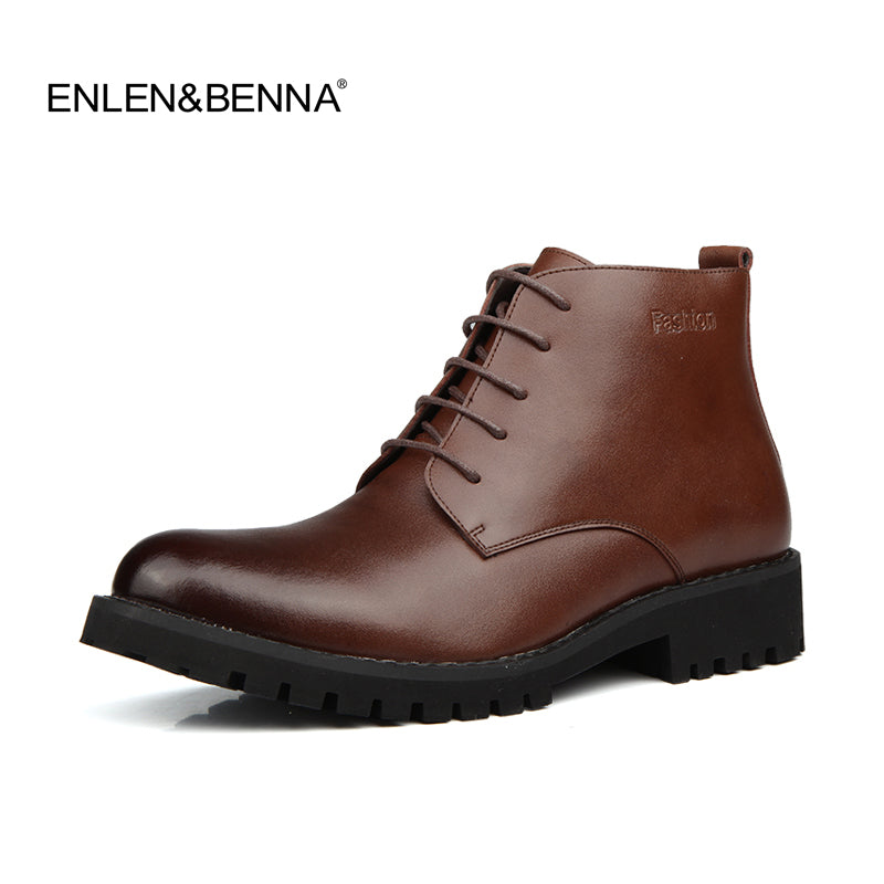 325700a03dd50 2015 Mens Boots Martin Boots winter Fashion 2color Riding shoes Men Oxfords  dress Shoes genuine leather