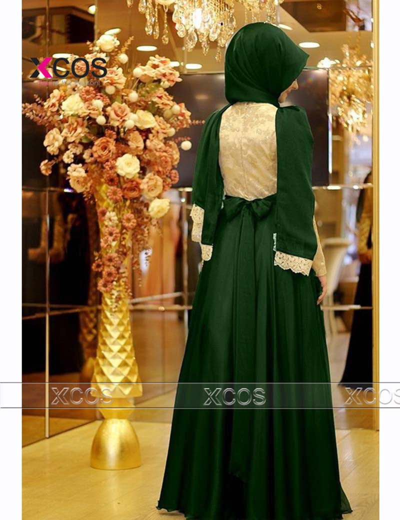 a3a0ad153b3 Long Prom Dresses With Hijab