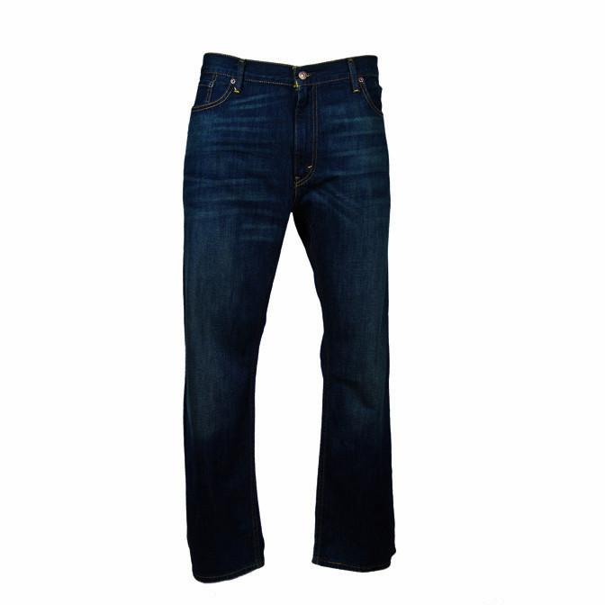 Levi's 514 Slim Straight Fit Jeans