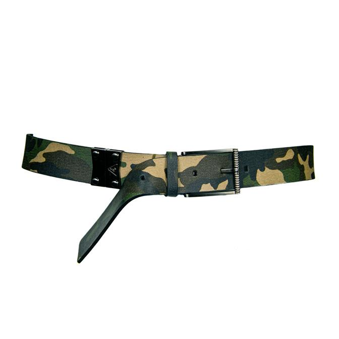 GUESS Reversible Camo Belt