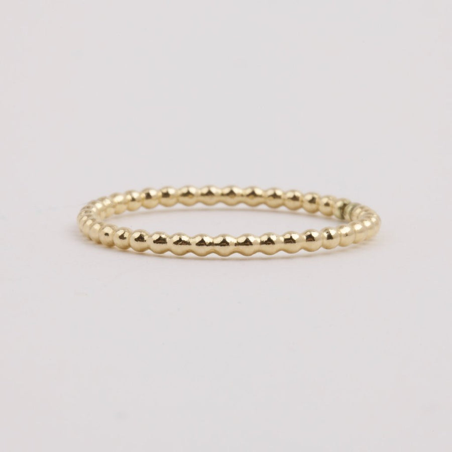 14K Gold Fill Eternity Band - upcube