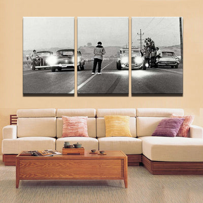 Modern HD Printed Painting Canvas Home Decor 3 Panels Movie Once Upon A Time In America
