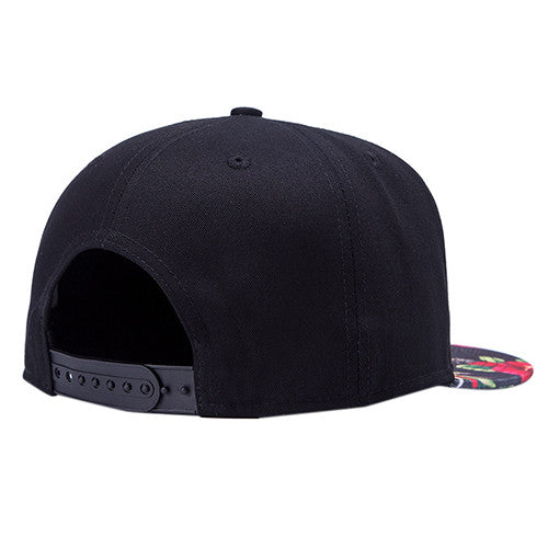 New Wuke Brand Snapback Baseball Caps Strap Back Hats Flat Along Hip Hop  Bone For Men 9e6eb449b97