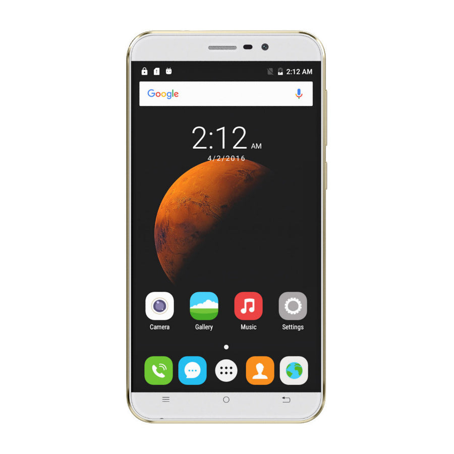 Original Cubot Dinosaur 5.5 Inch HD Screen MTK6735A Quad Core SmartPhone 3GB RAM 16GB ROM Android 6.0 13MP 4G FDD LTE Cell Phone