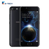Original Doogee Shoot 2 Mobile Phone MT6580 Quad Core 5.0 inch Android 7.0 Cell Phone 5MP Dual Cameras Fingerprint  Smartphone