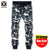 Plus Size 6XL 7XL 8XL Men's Casual Sweatpants Camouflage 95% Cotton Trousers Breathable Motorcycle Track Pants For Men PYS-863