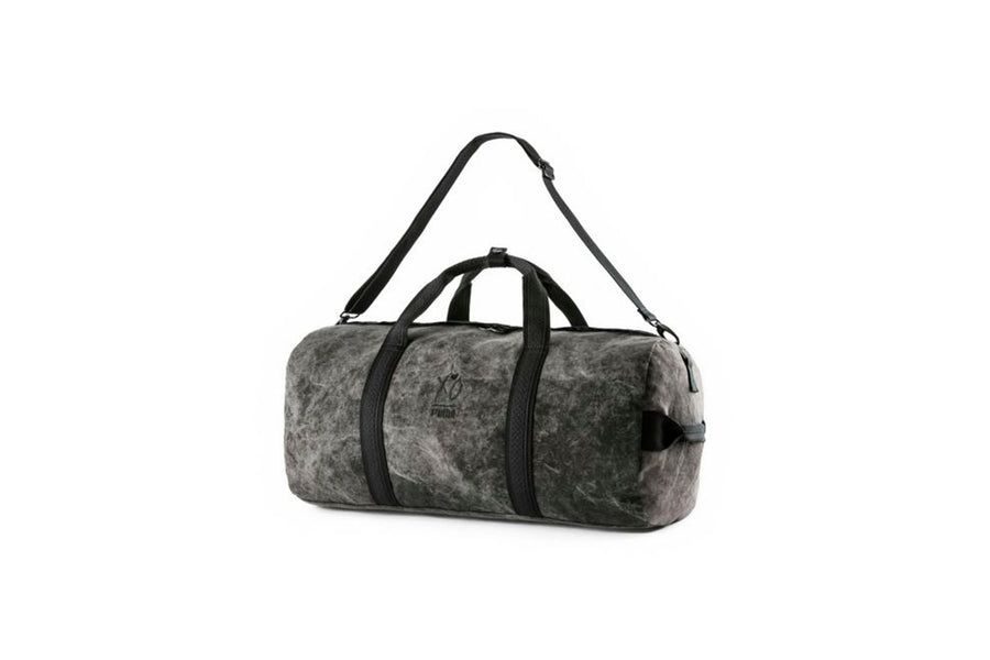 Puma x XO Duffle Bag- Black/Acid Wash