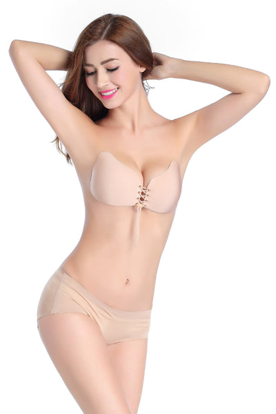 66e10131646ab Super Push Up Women Bra For Small Breast Young Girls Push Up Bras Set Woman  Adhesive