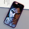 The Vampire Diaries Ian Somerhalder Printed Phone Cases For iPhone 6 6S Plus 7 7 Plus 5 5S 5C SE 4S Soft Rubber Skin Back Cover