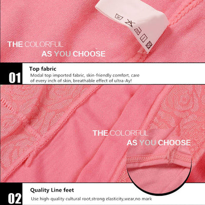 da091e9f66da Women Brand Panties Plus Size XXXL Women Underwear Panties Breathable  Seamless Big Size Slimming Lingerie Briefs