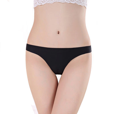 17c3fed794e Women Sexy panties Spandex Shorts Panties Vs Underwears Solid Black Pink  Lingerie Thong Big Size Hipster