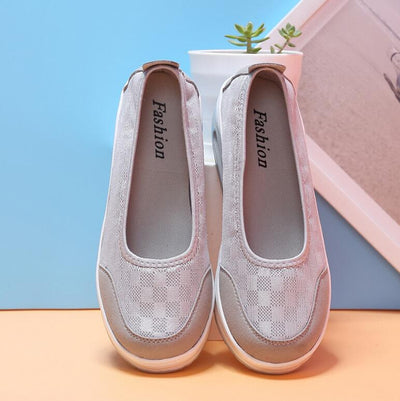 f2347e400a01 Women genuine leather shoes female thick flats shoes casual comfort low heels  flat loafers nurse shoes