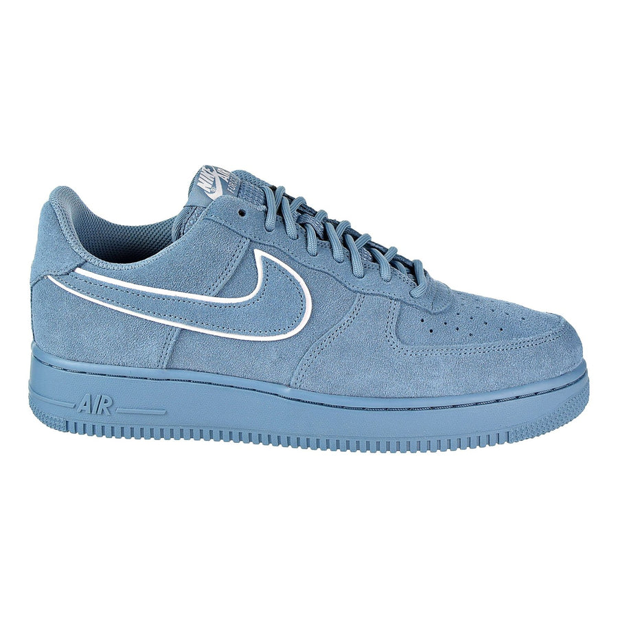online retailer f6240 9935b Nike Air Force 1  07 LV8 Suede Men s Shoes Noise Aqua Noise Aqua