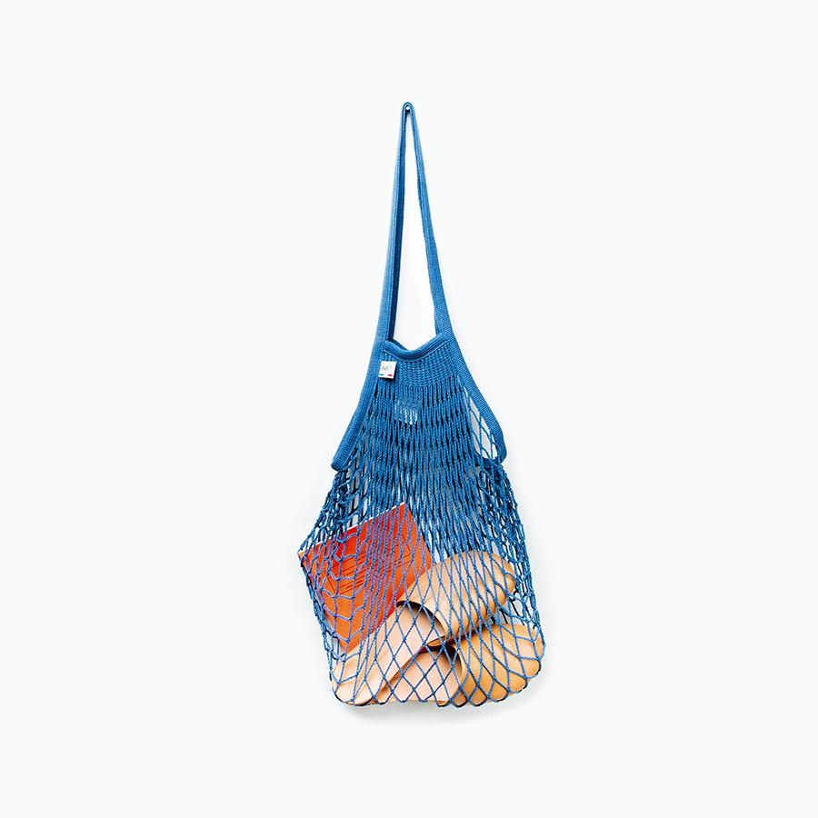 French Market Bag in Blue