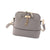 New Women Messenger Bags Vintage Small Shell Leather Handbag Casual Bag Hardware deer ornaments shell package  high quality 2016