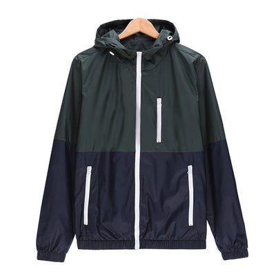 Jackets Women 2016 Autumn New Fashion Jacket Womens Hooded basic Jacket Casual Thin Windbreaker female jacket Outwear Women Coat