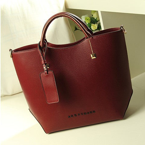 New Women Messenger Bag Women's Fashion Leather Handbags Designer Brand Lady Shoulder Bag High Quality FC40-25