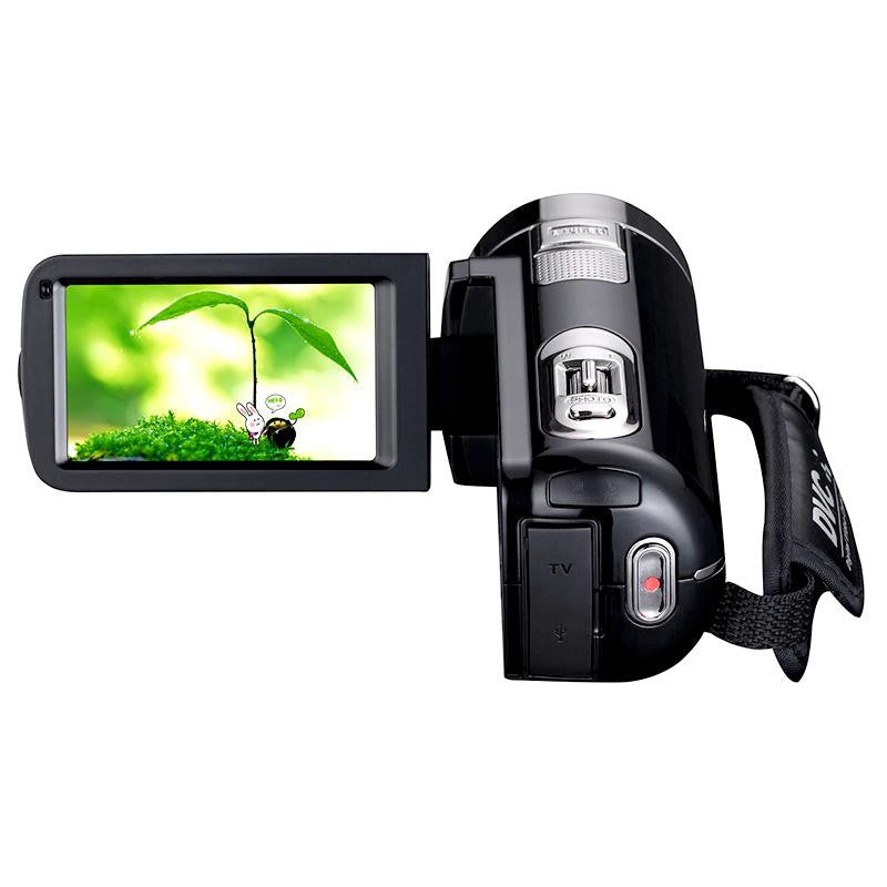 1080P 24MP Digital Camera Recorder Camcorder DV DVR 3.0'' Inch LCD 16x Zoom Cam