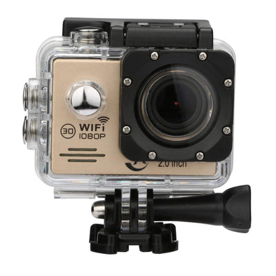 2 inch Screen  WIFI Waterproof 1080P HD Camera For Sport DV Pro Camcorder Camera With Camera Waterproof Case Gift HOT Sale #201