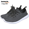 2016 new black color sport shoes woman and man,new idea computer woven breathable sneakers woman & man,comfortable shoes  dailytechstudios- upcube