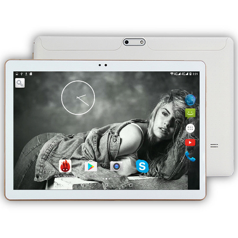 2016 New 4G 3G Tablet PC 10 inch MTK8752 Octa Core Phone Call IPS Screen GPS Android 5.1 4GB 32GB Bluetooth Dual Camera 5.0MP  dailytechstudios- upcube