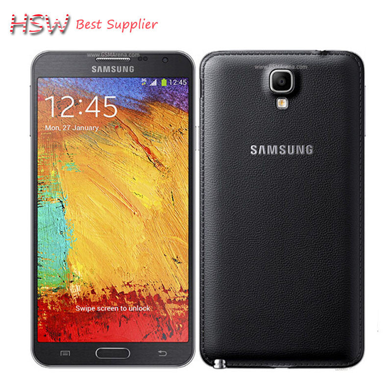 "100% Original Samsung Galaxy Note 3 Neo N750 Mobile Phone Quad Core 5.5"" 8MP 3G WIFI GPS note 3 neo cell phone - upcube"