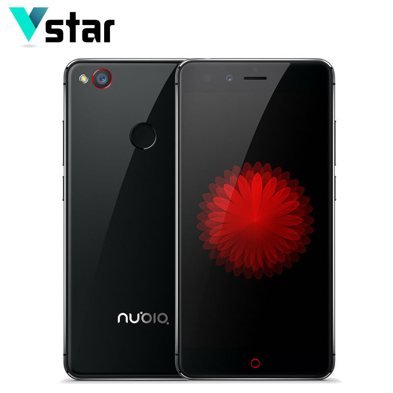 "2016 ZTE NUBIA Z11 Mini Fingerprint Octa Core 64GB ROM 5.0"" Smartphone Snapdragon 617 MSM8952 Android 5.1 3GB RAM 16.0MP  dailytechstudios- upcube"