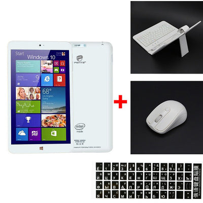 "PENTA Tablet Windows 8"" inch IPS Screen Quad Core Window 10 Tablets for Intel 16GB Tablet PCs with Keyboard and Bluetooth Mouse"